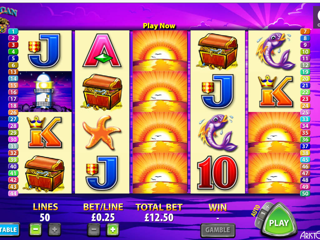 Pelican Pete Slot Machine Download
