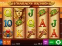 Free slot machine Pharao's Riches