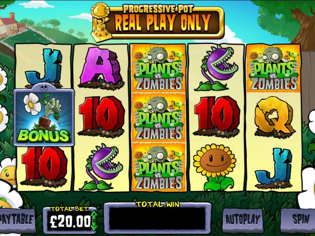 Spiele Plants Vs Zombies - Video Slots Online