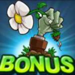 Bonus symbol - Plants vs. Zombies online free slot