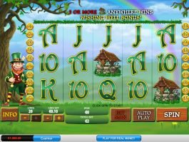 Play free casino game Plenty O'Fortune