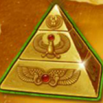 Scatter symbol from online slot Pyramid of Ramesses