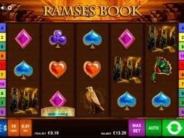 No deposit game Ramses Book online
