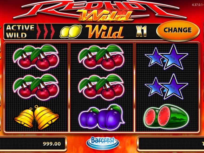 Spin casino game Red Hot Wild online