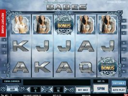 Picture of Scandinavian Babes online slot