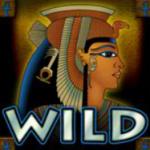 Symbol Wilda z darmowej gry hazardowej Secrets of the Tomb