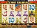Picture from casino game Silent Samurai