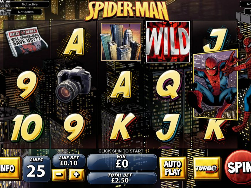 No registration game Spiderman online