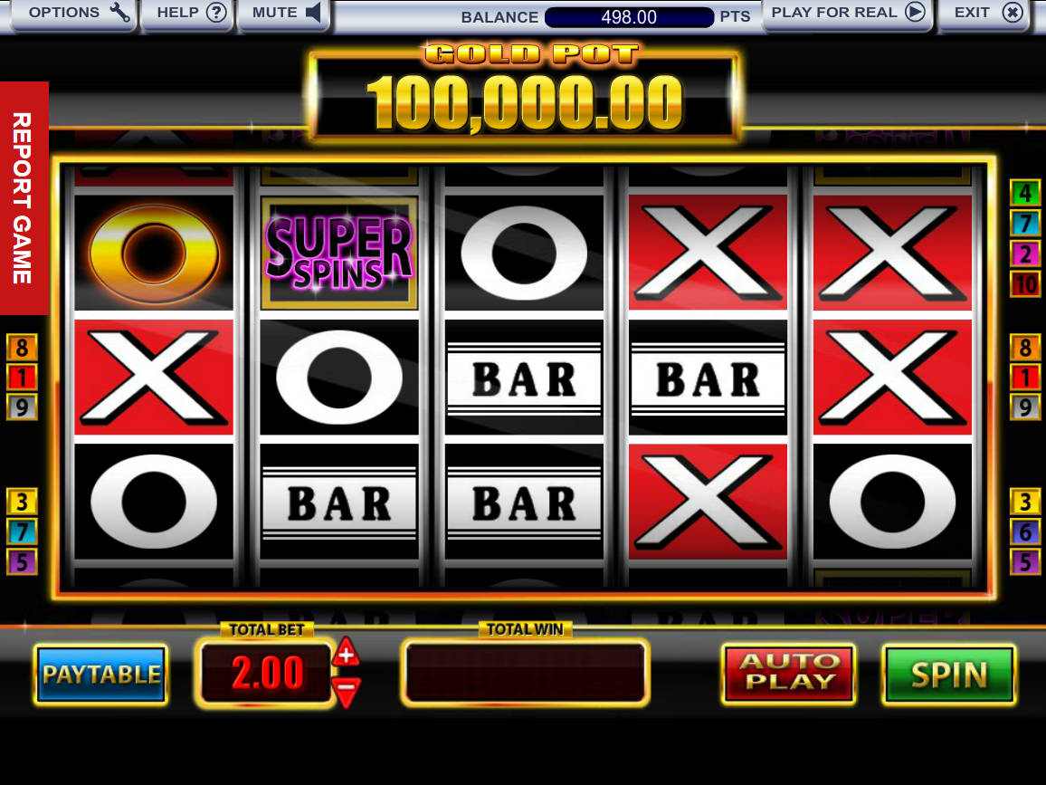 Gold Bar Slot Machine Online