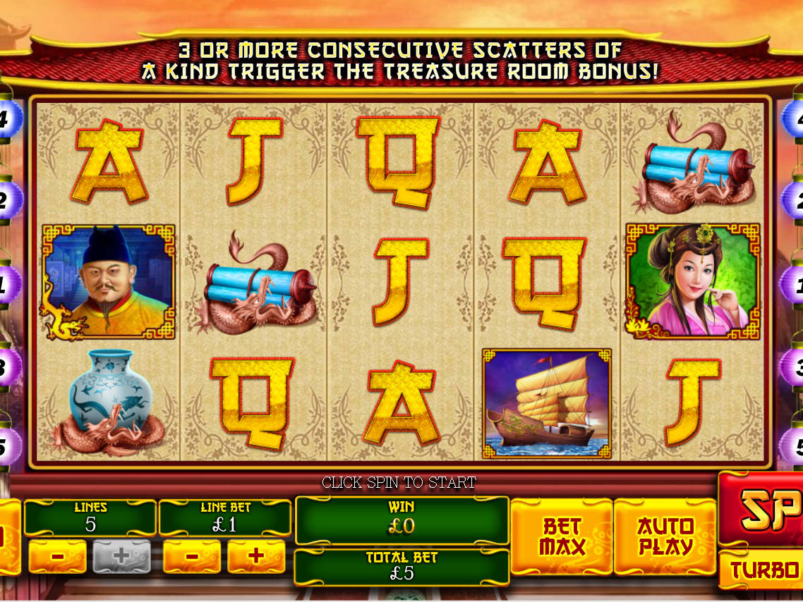 Spiele The Great Ming Empire - Video Slots Online