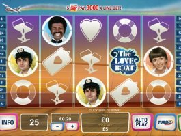 Online free slot The Love Boat for fun