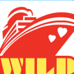 Wild symbol from slot machine The Love Boat online