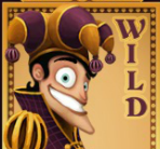 Wild symbol from slot machine The Three Musketeers