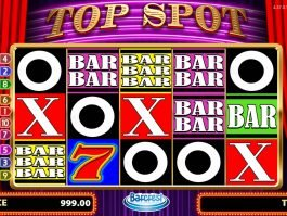 Spin online slot Top Spot