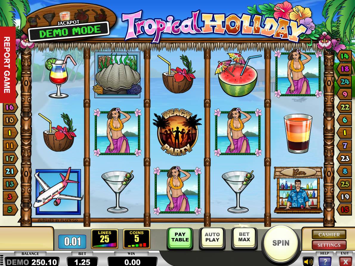 Free Slots Tropical Safari