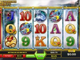 Free casino slot machine 5 Elements
