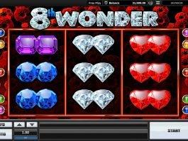 No deposit game 8th Wonder online