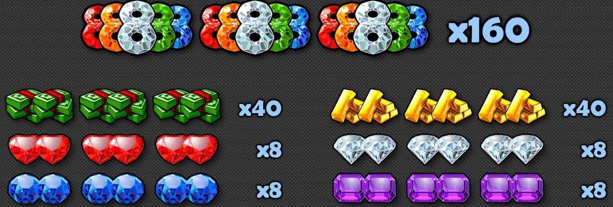 Cashing Rainbows Slot Machine