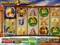 Slot machine Ancient Gong online for fun