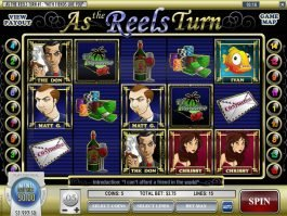 Free slot machine As the Reels Turn