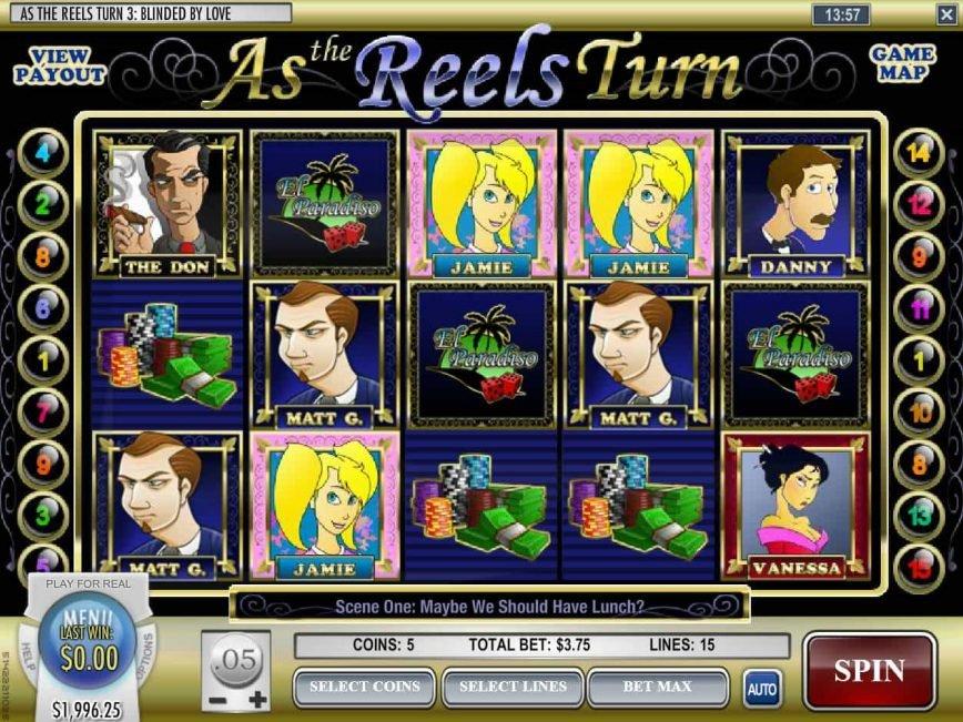 Free 3 Reel Slots For Fun
