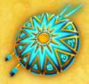 Scatter from free slot game Atlantis Dive