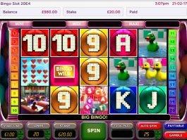 No download game Bingo Slot online