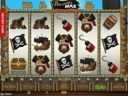 Play Bucaneiros Max online slot