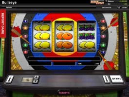 Play free online slot machine Bullseye