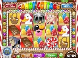 Candy Cottage free slot machine no deposit