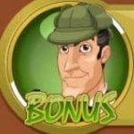 Tragamonedas Cash Detective de Parlay Games - símbolo de bonificación