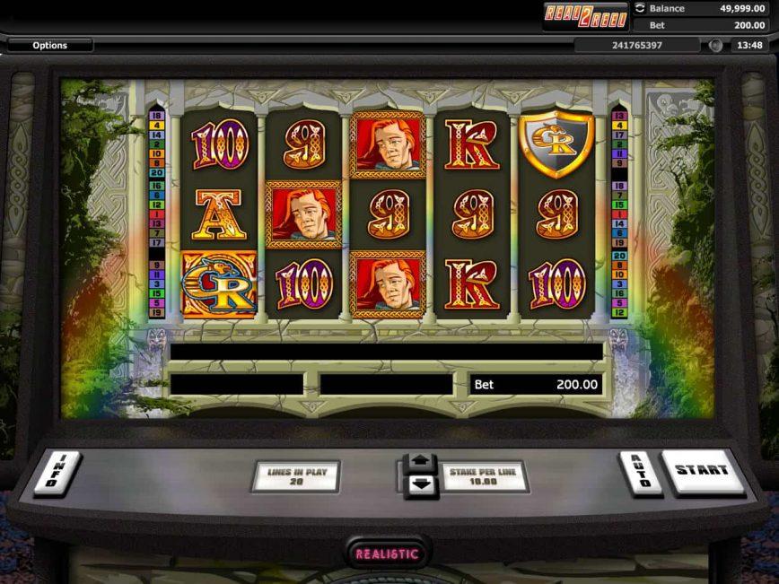 No download game Chasing Rainbows slot machine online