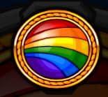 Wild of Chasing Rainbows free online slot