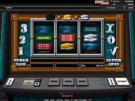 Casino online slot Colour of Money