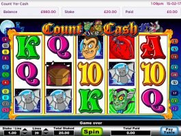 Count Yer Cash free casino slot