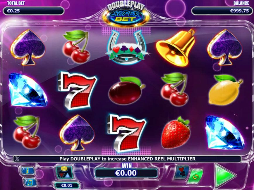 Doubleplay Super Bet online free slot