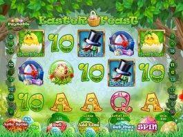 No registration slot machine Easter Feast online