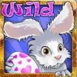 Simbol wild în jocul de aparate distractiv Easter Feast