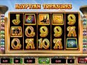 Spin casino slot game Egyptian Treasures