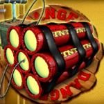 Explosive Reels by GameArt online slot