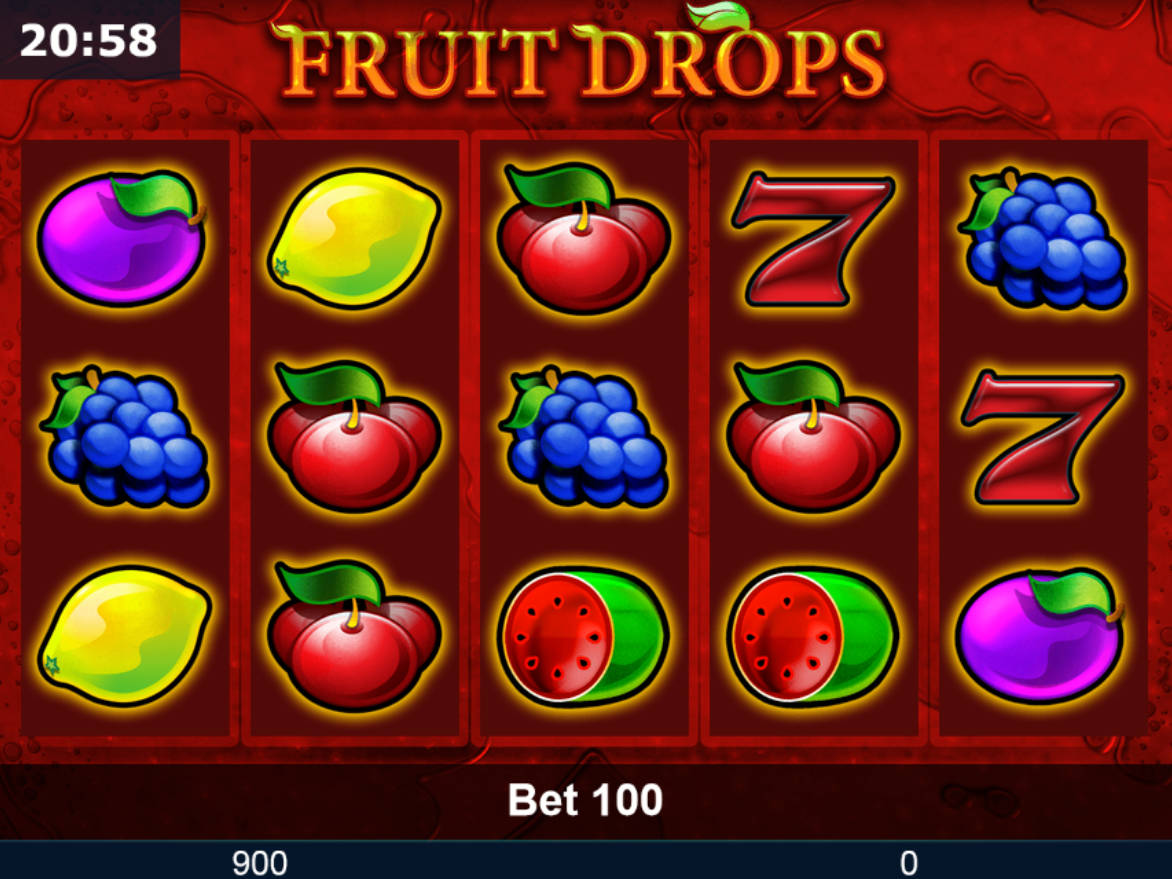 Free Fruit Slot Machines