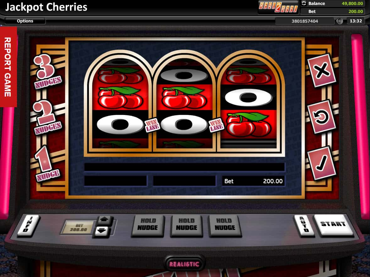 Play Slot Machines For Free