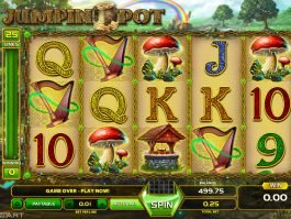 Play free casino slot machine Jumpin' Pot