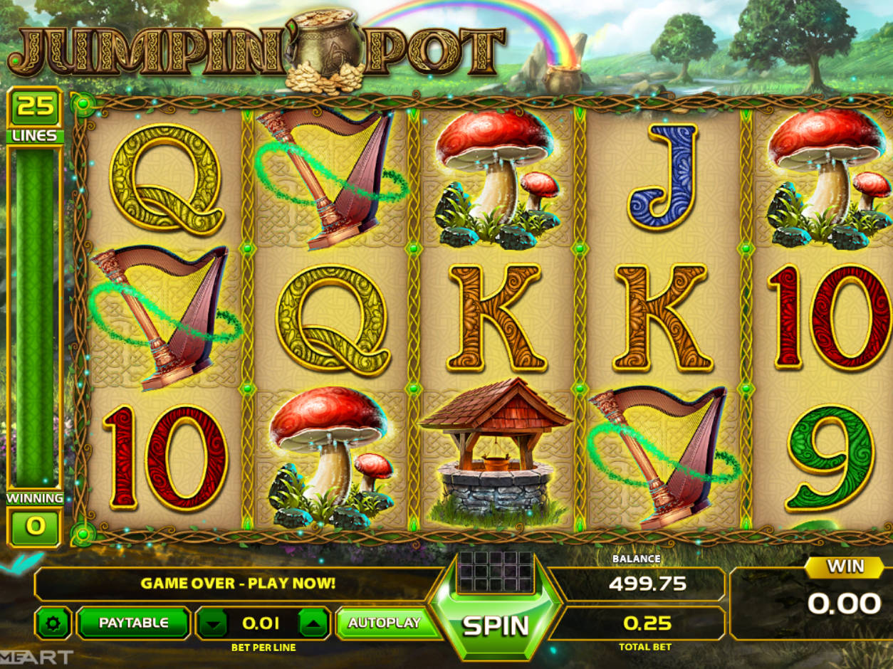 Spiele Jumpin Pot - Video Slots Online