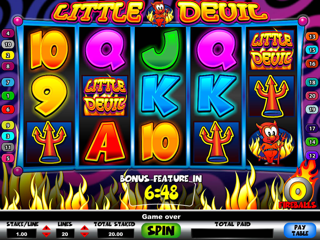 Little Devil Slot Machine