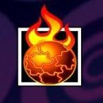 Símbolo de bolas de fuego de la tragaperras online Little Devil