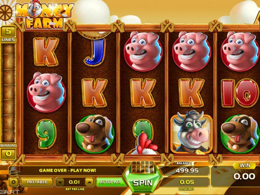Farm Slot Machine
