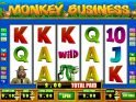 No deposit game Monkey Business online