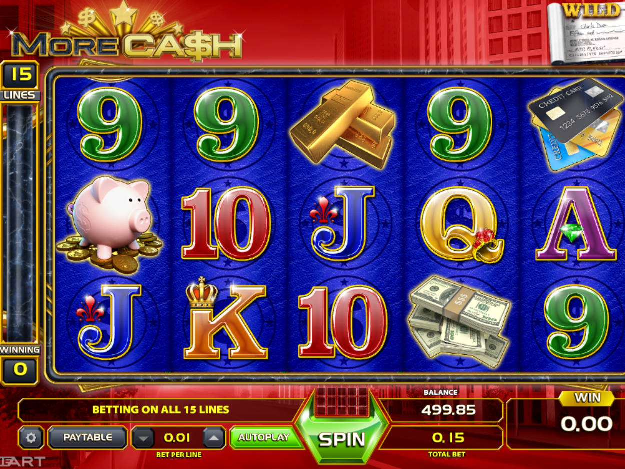 Slots For Cash Online