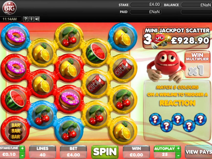 Mr. Multiplier Free Play Slot Machine Review